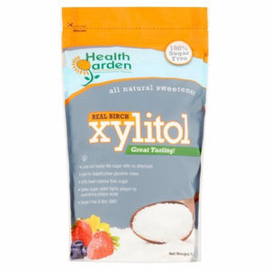 Real Birch Xylitol Sweetener 3 lb by Health Garden