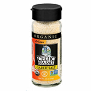 Garlic Salt 2.7 Oz by Celtic Sea Salt (4754071846997)