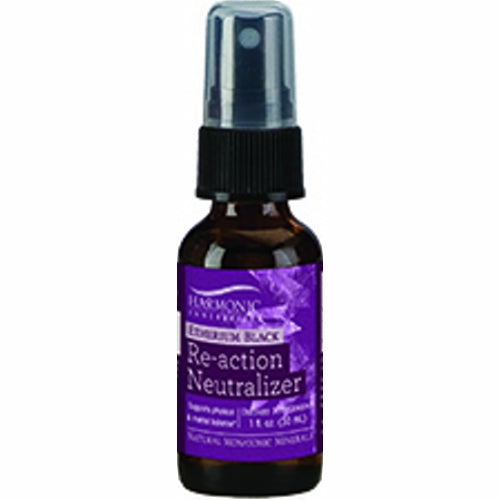 Etherium Black Essence Spray 1 Oz by Harmonic Innerprizes (formerly Etherium Tech)