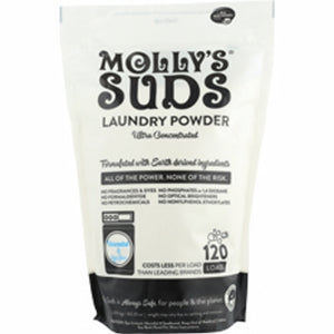 Laundry Powder Unscented 80.25 Oz by Molly's Suds (4754082398293)
