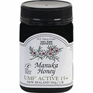 Manuka Honey UMF 15+ 17.6 Oz by Pacific Resources International (4754086101077)