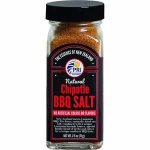 Chipotle BBQ Sea Salt 2.5 Oz by Pacific Resources International (4754086166613)