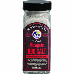 Mesquite Sea Salt Fine 3.5 Oz by Pacific Resources International (4754086264917)