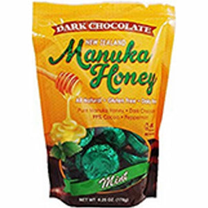 Manuka Dark Chocolate Mint 18 Count by Pacific Resources International (4754086461525)