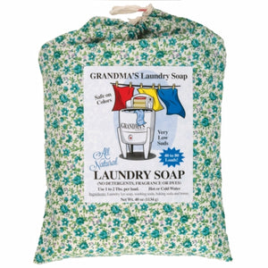 Laundry Soap 40 Oz by Grandmas Pure & Natural (4754096422997)