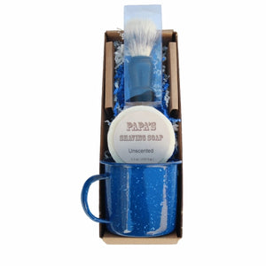 Papa's Shave Kit Unscented 3 Piece by Grandmas Pure & Natural (4754096488533)
