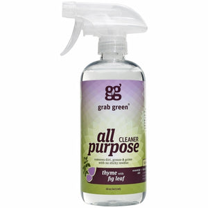 All Purpose Cleaner Thyme with Fig Leaf 16 Oz by Grab Green (4754098258005)
