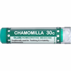 Chamomilla 30c 80 Count by Ollois (4754100387925)