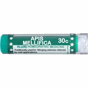 Apis Mellifica 30C 80 Count by Ollois (4754100453461)