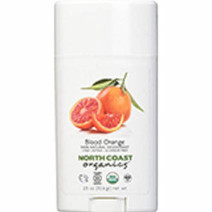 Blood Orange Organic Deodorant 2.5 Oz by North Coast Organics (4754103861333)