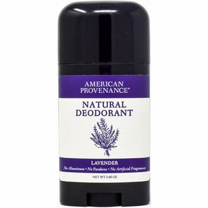 Lavender Deodorant 2.65 Oz by American Provenance (4754105925717)