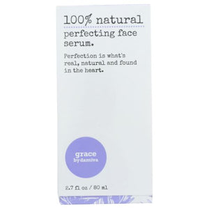 100% Natural Perfecting Face Serum 2.7 Oz by Damiva