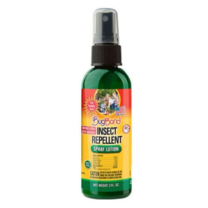 Insect Repellent Spray Lotion 3 Oz by BugBand (4754247155797)