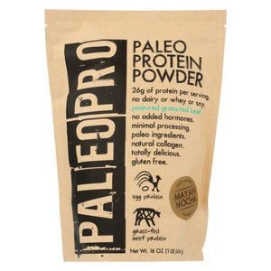 Paleo Protein Powder Mayan Mocha 454 Grams by PaleoPro (4754306531413)