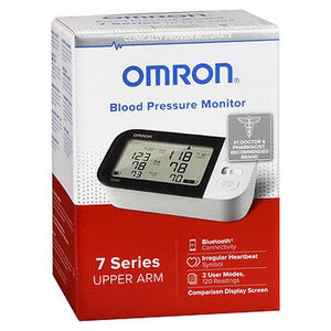 Omron Blood Pressure Monitor 7 Series Upper Arm BP7350 1 Each by Omron (4754310791253)