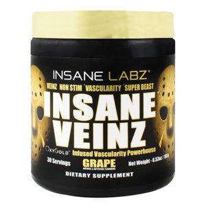 Insane Veinz Gold Grape 6.53 Oz by Insane Labz (4754311970901)