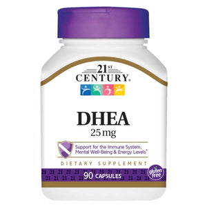 DHEA 90 Caps by 21st Century (4754318688341)