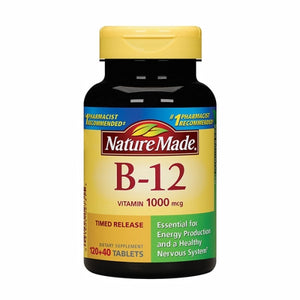 Vitamin B12 160 Tabs by Nature Made