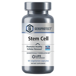 Geroprotect Stem Cell 60 Veg Caps by Life Extension (4754330976341)