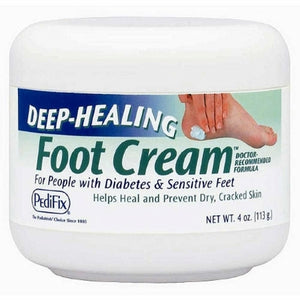 Foot Moisturizer Scented Cream 4 Oz by Pedifix (4754336645205)