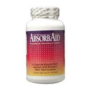 AbsorbAid 100 GM Powder by NATURE'S SOURCES (AbsorbAid & Kolorex) (2588735406165)