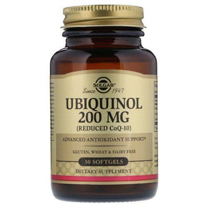 Ubiquinol (Reduced CoQ-10) 30 S
