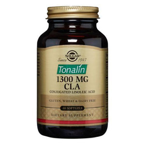 Tonalin CLA 60 Softgels by Solgar