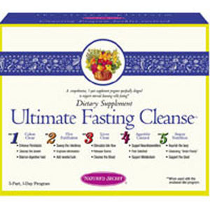 Ultimate Fasting Cleanse Kit 5 Pc by Nature's Secret (2584001478741)
