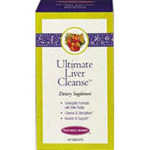 Ultimate Liver Cleanse 60 Tabs by Nature's Secret (2584001511509)