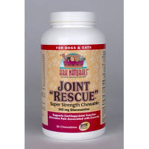 Joint Rescue Super Strength Chewable 60 Tabs by Ark Naturals (2588789506133)