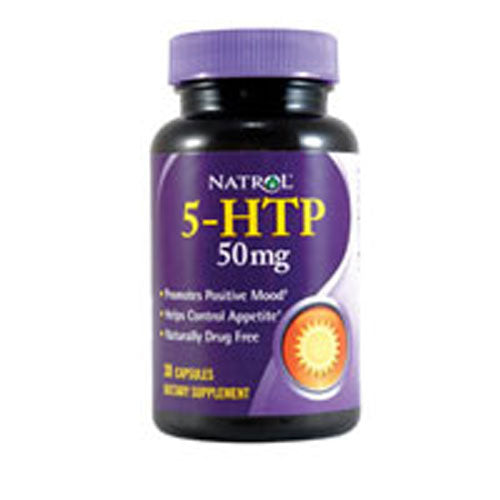 5-HTP 30 Caps by Natrol