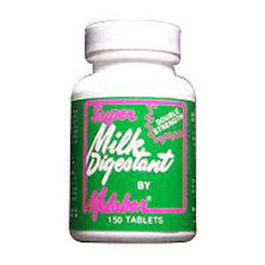 Super Milk Digestant 250 Tabs by Malabar Formulations (2588820439125)