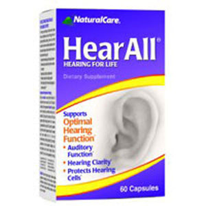 HearAll 60cp by Natural Care