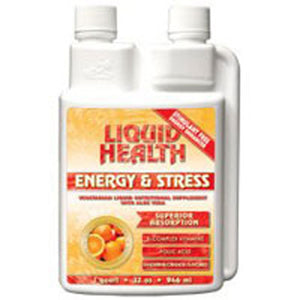 Energy & Stress 32OZ by Liquid Health