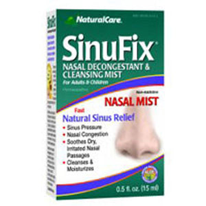 Sinufix Mist 0.5oz by Natural Care (2584101847125)