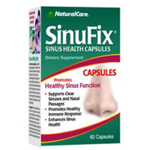 Sinufix Capsules 60 by Natural Care
