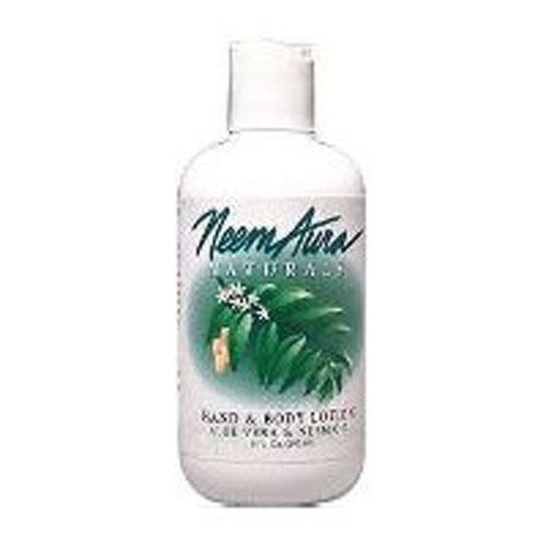 Herbal Skin Conditiong Spray Neem with Aloe Vera 8 Oz by Neemaura