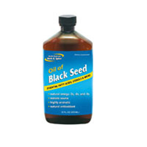 Black Seed Plus Oil 12 OZ by North American Herb & Spice (2584228233301)
