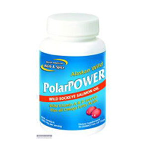 PolarPower 60 Caps by North American Herb & Spice (2584251662421)