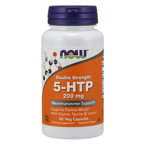 5-HTP 60 Veg Capsules by Now Foods