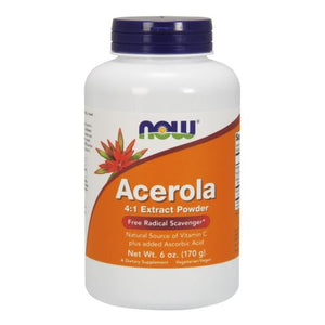 Acerola 6 OZ by Now Foods (2584138285141)
