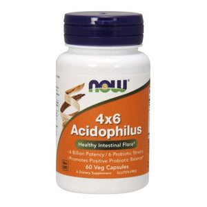 Acidophilus 60 Caps by Now Foods