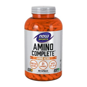 Amino Complete 360 Capsules by Now Foods