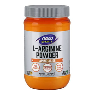 L-Arginine Powder 1 Lb by Now Foods (2584140316757)