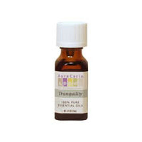 Aromatherapy Oil Blend Tranquility 0.5 Fl Oz by Aura Cacia