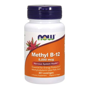 Methyl B-12 60 LOZ by Now Foods