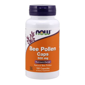 Bee Pollen 100 Caps by Now Foods
