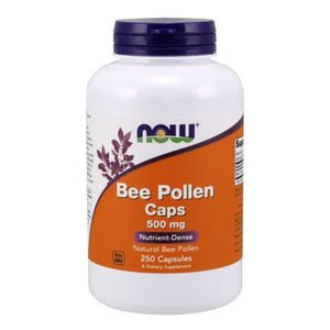 Bee Pollen 250 Caps by Now Foods