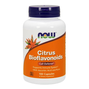 Citrus Bioflavonoid 100 Caps by Now Foods (2584142839893)
