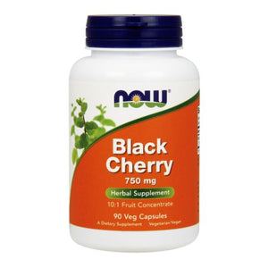 Black Cherry 90 Veg Capsules by Now Foods